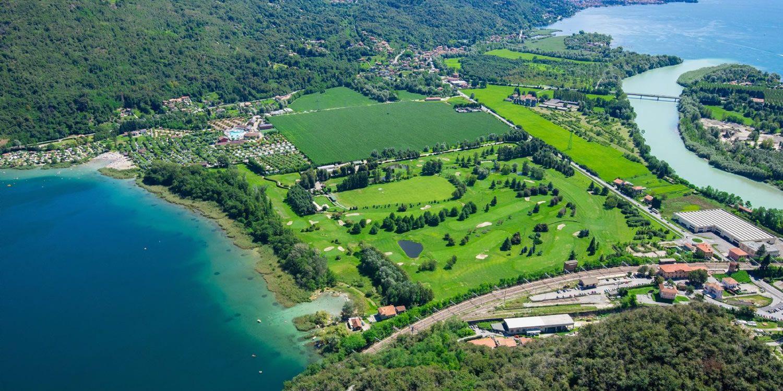Golf continental verbania lago maggiore for Lago di mergozzo